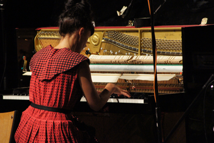 Hermione Johnson, SoundOut 2013