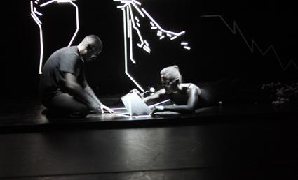 Antony Hamilton, Melanie Lane, Black Project 1