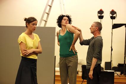 Phoebe Robinson, Fiona Cameron, Trevor Patrick, The Recording, Sandra Parker