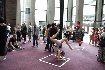 WeTubeLIVE, Ben Speth, Dance Massive 2013