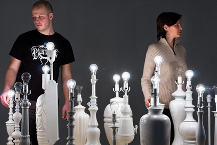 Tiffany Holmes, Dark Sky, ElectriCITY Sparks Community Eco-Viz , Carbon Arts And Media Lab Melbourne