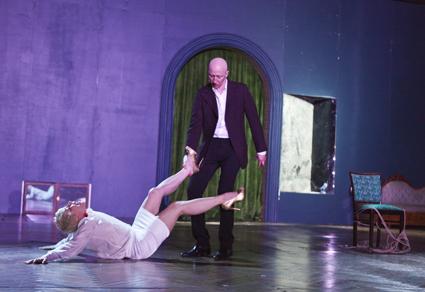 Nosferatu, TR Warszawa, Teatre Narodow