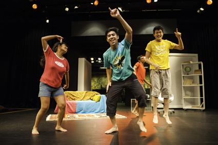 Parah, The Instant Café Theatre Company