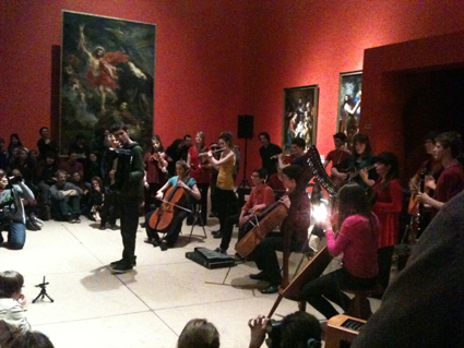 Museum Night Fever, Brussels