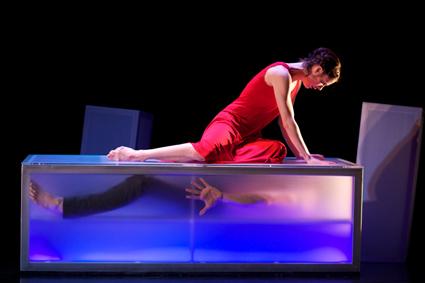Samantha Mitchell, Jack Ziesing, R&J, Natalie Weir/Expressions Dance Company