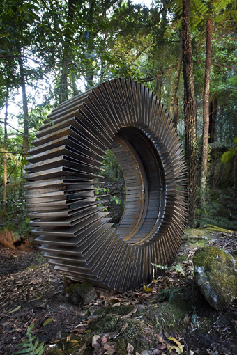 Al Phemister, Kern, Sculpture at Scenic World