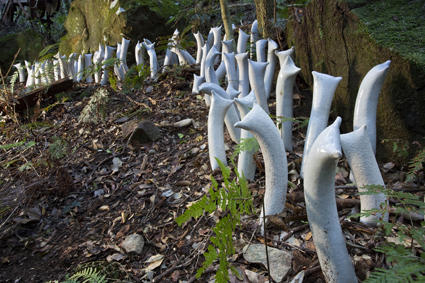 Kimie Kitamura, Get Together!, Sculpture at Scenic World