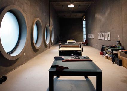 Shen Shaomin Studios, Beijing
