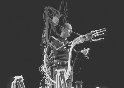 Stelarc and the exoskeleton