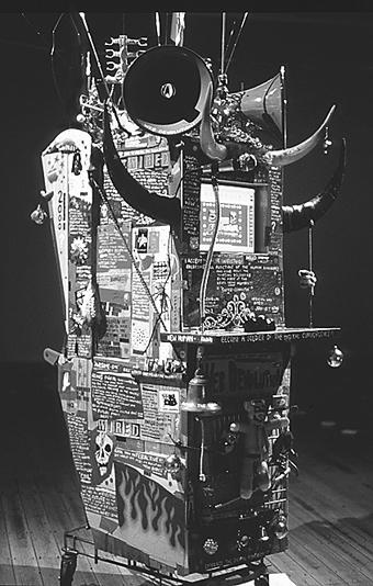 Ian Haig, Web Devolution, 1998