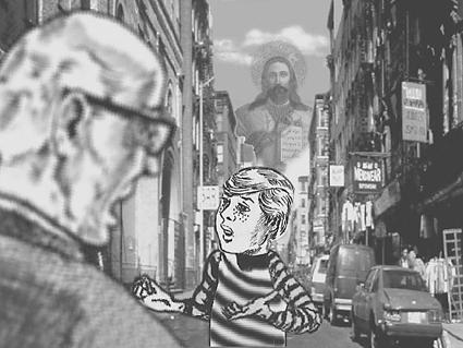 Rodney Ascher, Somebody Goofed, 2D computer animation and print ephemera