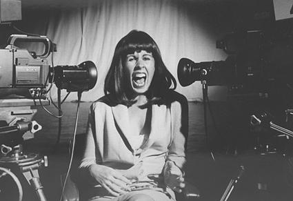 Michelle Ferguson in The Ecstasy of Communication