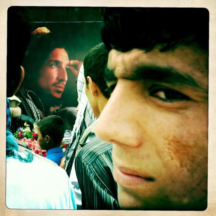Ben Lowry, iAfghanistan