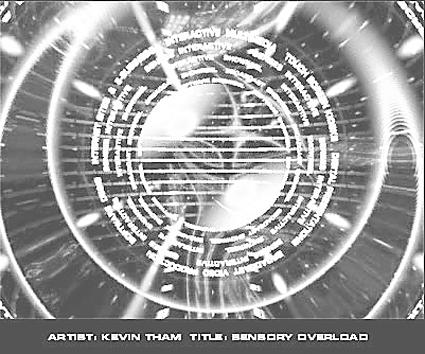 Kevin Tham, Sensory Overload