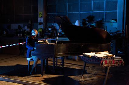 Erik Griswold, Ecstatic Music