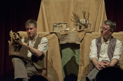 The Man Who Planted Trees, Puppet State Theatre Company