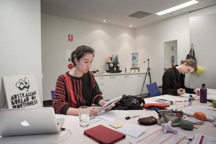 Tessa Leong, Emma Beech, Bureau of Worthiness, courtesy the artists