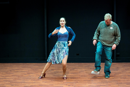 Elizabeth Nabben, Steve Rodgers Dance Better at Parties, Sydney Theatre Company,