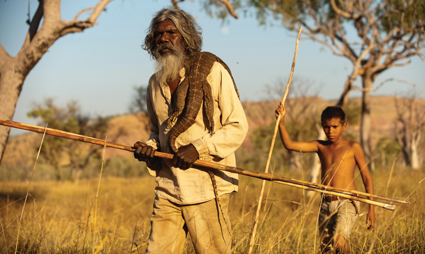 David Gulpilil, Cameron Wallaby, Satellite Boy
