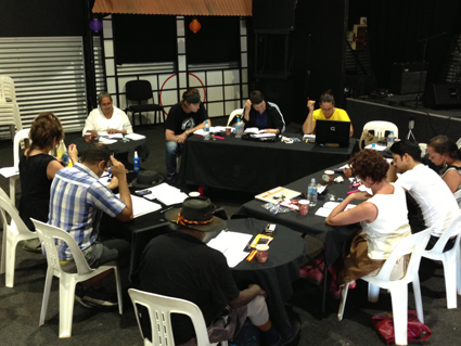 Staging Broome Stories, Playwriting Australia