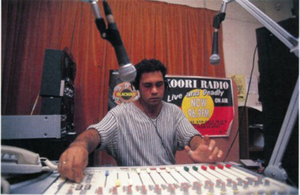 Trevor Dodds - Koori Radio 93.7FM Presenter