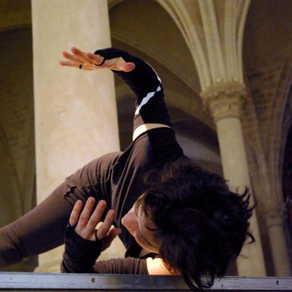 Myriam Gourfink, Breathing Monster
