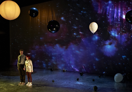 Robert Jago, Natalie Holmwood, ALIENATION, Perth Theatre Company