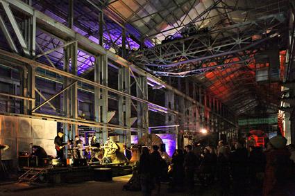 Underbelly 2011, Turbine Hall