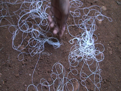 Shilpa Gupta, Untitled, video still, 2012