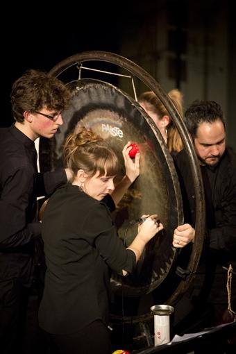 Mickrophonie I, Transducer, Speak Percussion, THNMF2013