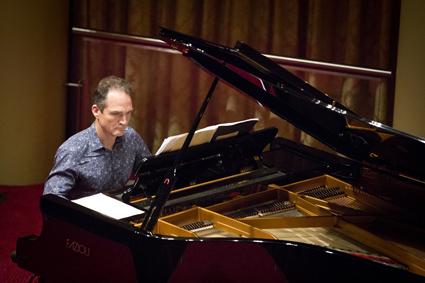 Michael Kieran Harvey, THNMF2013