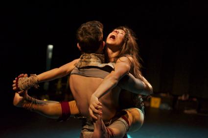 Alexander Baden-Bryce, Lucy Ingham, Phluxus2 Dance Collective