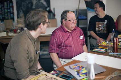 Jeff McCann, Wayne Emerson, Scott Lea, 8 Artists, Eastern Riverina Arts