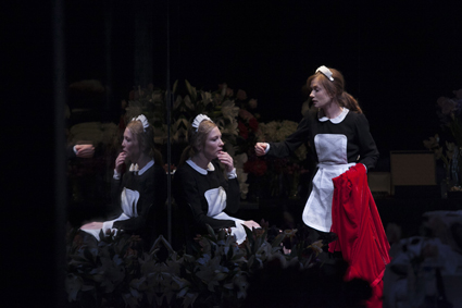 Cate Blanchett, Isabelle Huppert, The Maids, Sydney Theatre Company