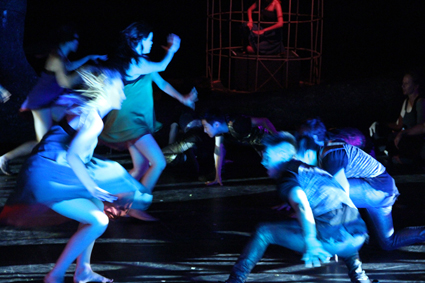 Zombies in the Banyan Tree, Tracks Dance Company