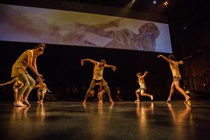 Quantum Leap ensemble, Hit the floor together, QL2 Dance