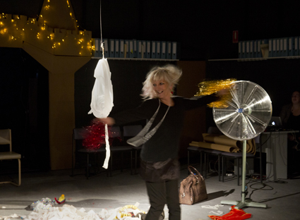 Moya Simpson, Catalogue of Dreams, Urban Theatre Projects