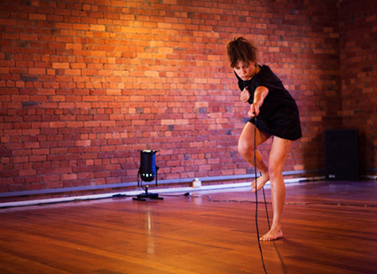 Natalie Abbot, Lucy Guerin Studio Residencies & Workshops