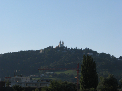 Pöstlingberg, Linz