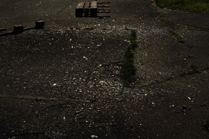 Michaela Gleave, Untitled (Teufelsberg 2010), 2010