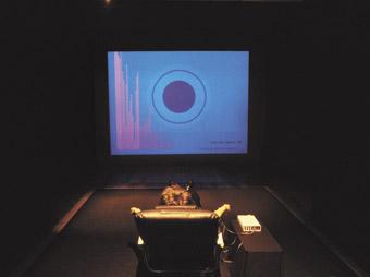 George Khut, Cardio-morphologies (installation)