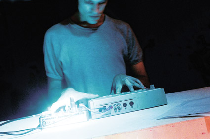 Matt Earle, impermanent audio, March 26 2003
