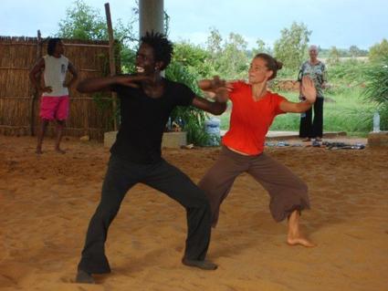 Ecole des Sables in Senegal