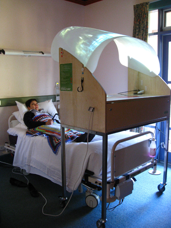 Mobile Immersion Unit, Human Rooms, Efterpi Soropos