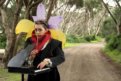 Margaret Cameron, Opera for a Small Mammal premiering at La Mama, Dec 2013