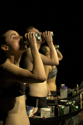 Run Girl Run, Grit Theatre