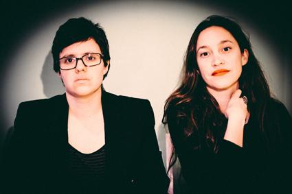 Emma Valente, Kate Davis, The Rabble