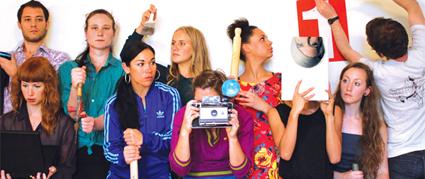 Dance Makers Collective, Carl Sciberras, Anya Mckee, Leeke Griffin, Marnie Palomares,  Katina Olsen, Miranda Wheen, Sophia Ndaba, Jenni Large, Rosslyn Wythes, Matt Cornell