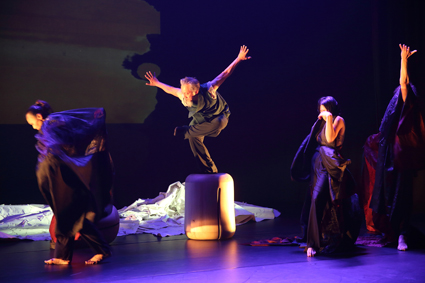 Xiao Xiong Zhang, Not According to Plan, Leigh Warren & Dancers, OzAsia Festival