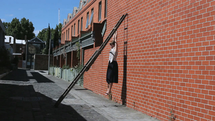 Jacqui Shelton, Silt/Suspended Load (2013), courtesy the artist